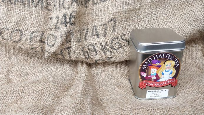 Lavender Loose Leaf Mad Hatter Tea (Tin 1x50g )